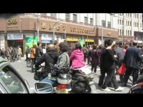 Shanghai Downtown People Jam.avi