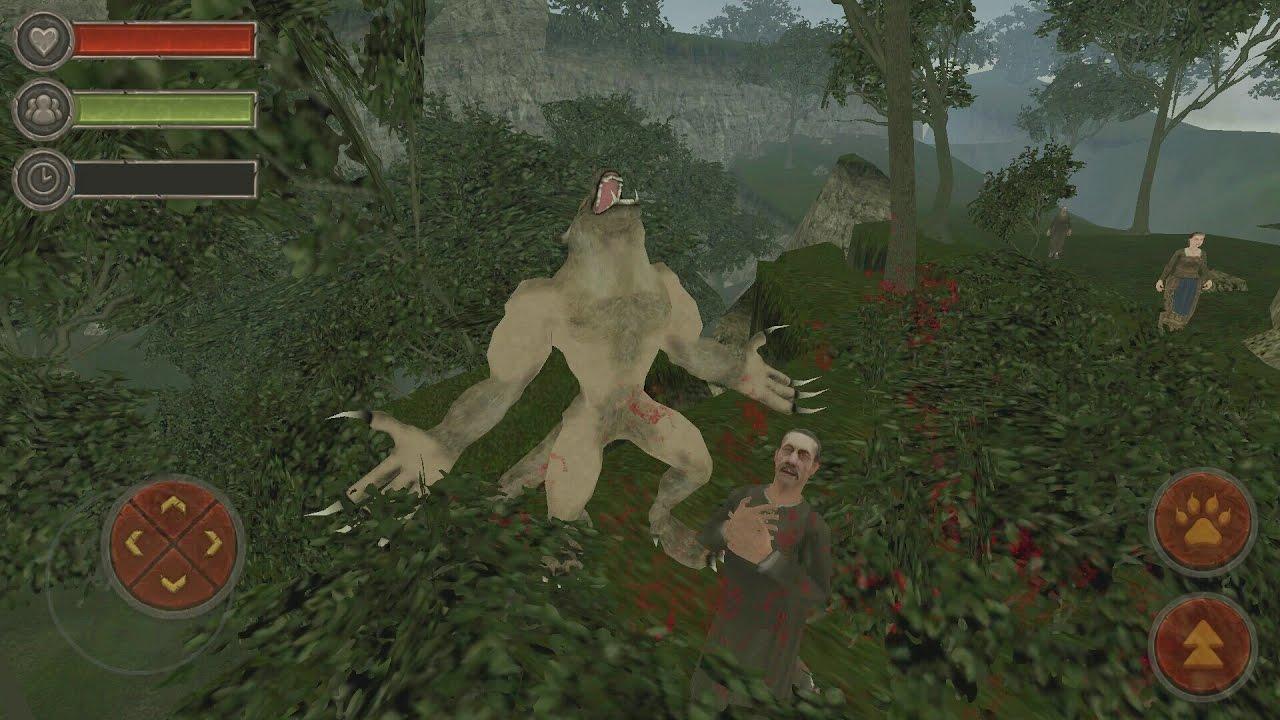 Werewolf Simulation Games