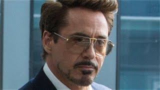 Audi Pudo Haber Revelado Quién Salva A Tony Stark En Avengers 4