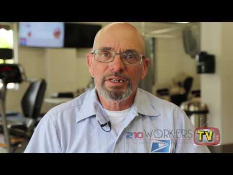 210WORKERS Postal Worker Testimonial USPS 1