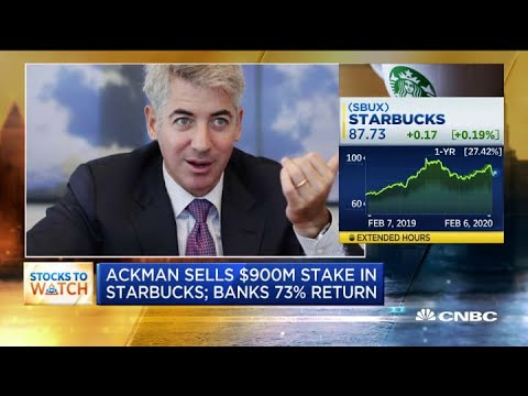 Billionaire Investor Bill Ackman Explains Himself