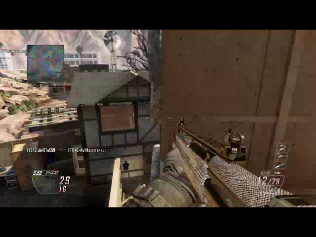 GHOSTS-GODZz - Black Ops II Game Clip