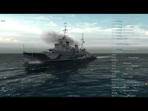 Let's Play Atlantic Fleet - Part 2