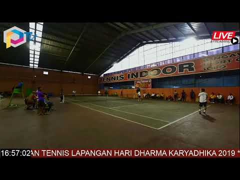 TENNIS INDOOR BENGAWAN SPORT CENTER 2