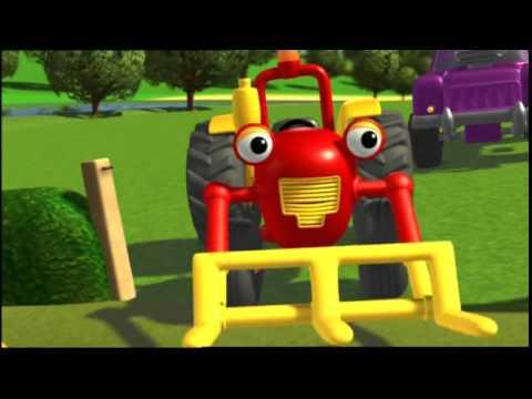 Traktor Tom 6 Cz Youtube