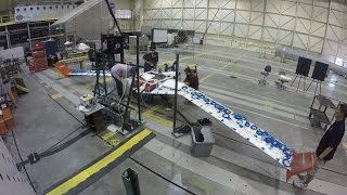 X-56 Full-Body Ground Vibration Tests