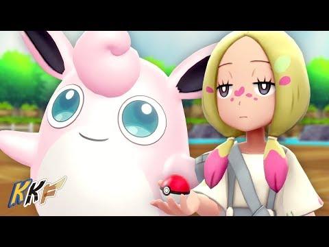 Painting Practice (vs Mina) - Pokémon: Let's Go, Eevee! #34