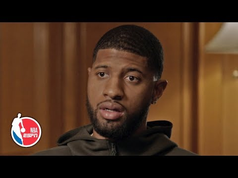 Paul George talks Russell Westbrook, Carmelo Anthony, Lakers, NBA MVP & more  | NBA on ESPN thumbnail