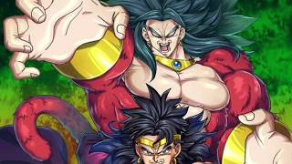 Dragon Ball {AMV} - Control - Broly Tribute (Definitive Edition)