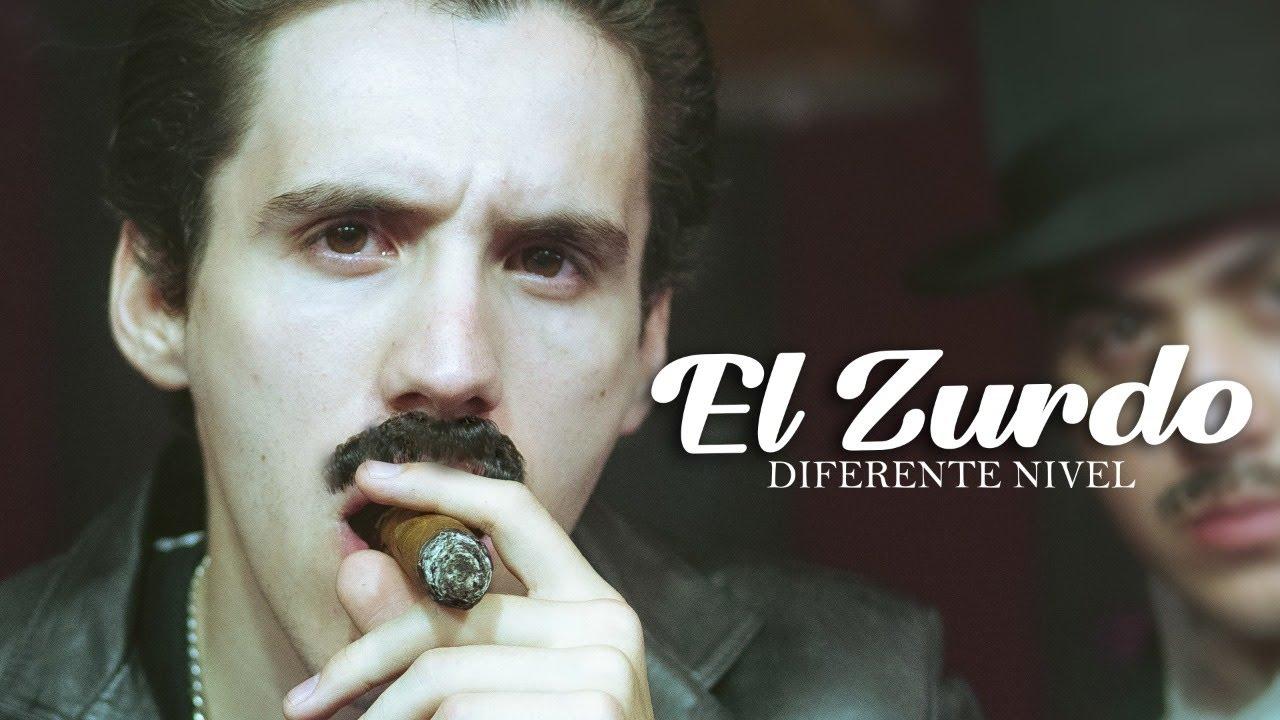Download EL ZURDO / DIFERENTE NIVEL / VIDEO OFICIAL