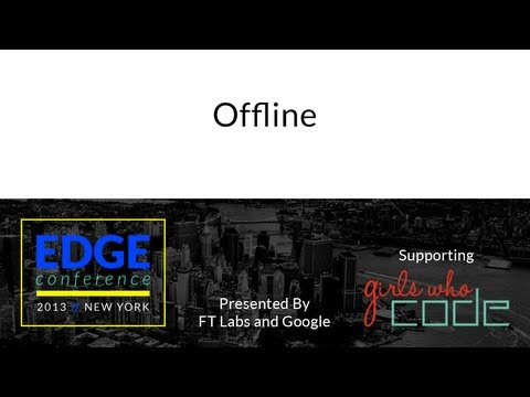 Edge Conf 2: Offline