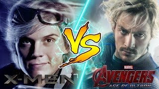 Quicksilver vs Quicksilver! WHO TRULY IS THE QUICKER SILVER?