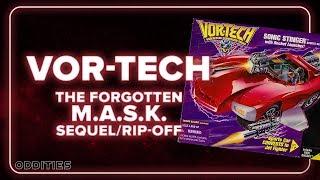 Vor-Tech: The Forgotten MASK Sequel / Rip-Off | Oddities #4