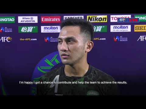 Nandi Sumawijaya Reaction - Victoria University College FC(MYA) Vs Vamos FC(IDN)