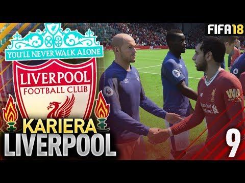 FIFA 18 | KARIERA LIVERPOOL FC | #09 - GOL Z 75 METRÓW!