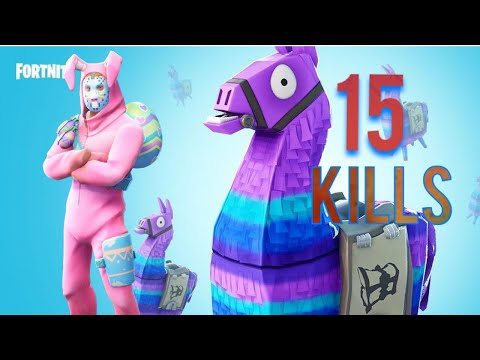 TILTED DESTRUCTION (15 KILL GAME) Fortnite Battle Royale