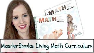 MASTER BOOKS MATH CURRICULUM | HOMESCHOOL CURRICULUM REVIEW | 1st/2nd GRADE MATH