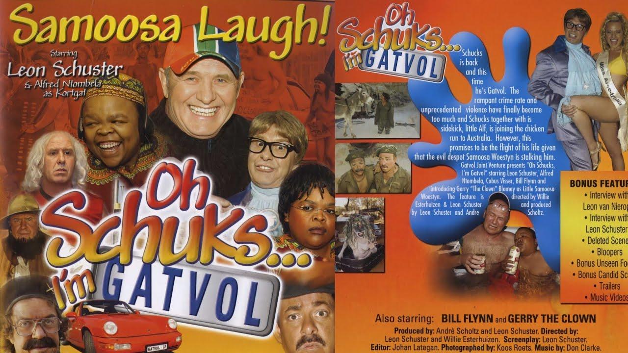 Download Oh Shucks I'm Gatvol (2004)