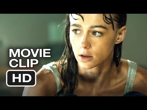 Bait 3D Movie CLIP - Meet Bruce (2012) - Shark Movie HD