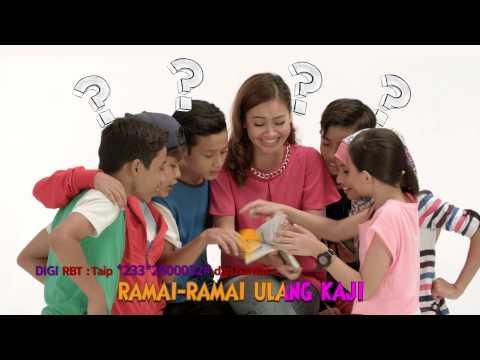 [MV] Geng UPSR, Daiyan Trisha & Ewal - Setinggi Bintang (OST Geng UPSR)