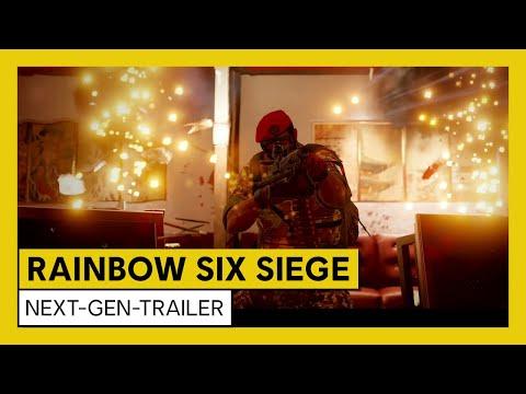 Tom Clancy's Rainbow Six Siege: Next-Gen-Trailer | Ubisoft [DE]
