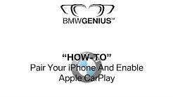 """How-To"" Videos - BMW Genius"