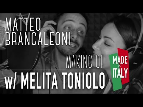 """#3 Making of """"Made In Italy"""" with MELITA TONIOLO"""