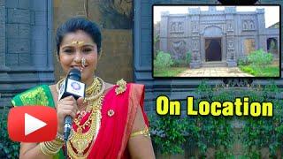 Mhalsa AKA Surabhi Hande Showing Set Of Jai Malhar - 'Jai Malhar' Marathi Serial
