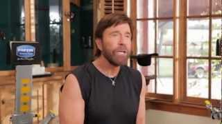 Chuck Norris talks about the Gracies - 2012