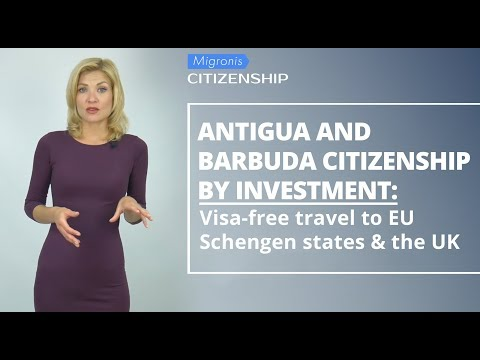 Antigua and Barbuda citizenship by investment 👉How to obtain