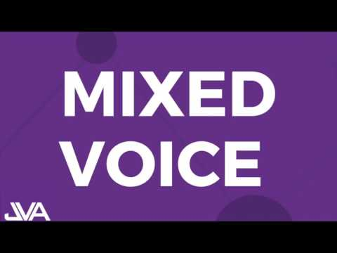 MIXED VOICE VOCAL EXERCISE