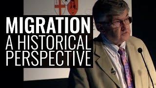 Migration: A Historical Perspective - Professor Sir Richard Evans thumbnail