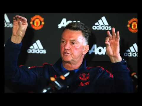 Louis van Gaal's Army  1 hour  chants