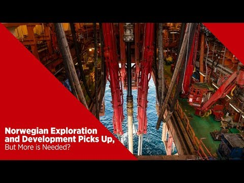 Norwegian Exploration and Development Picks Up