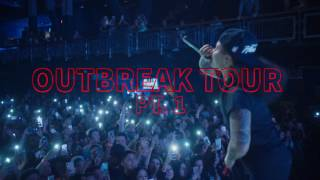 Young M.A - Outbreak Tour Part 1
