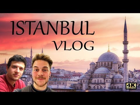 Vlog a ISTANBUL • Turchia 🇹🇷 2019 • 4k