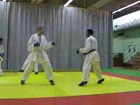 entrainement et preparation physique karate