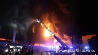 2015_04_11 Immenstadt: Großbrand bei der Firma Industrie Monta Klebeband