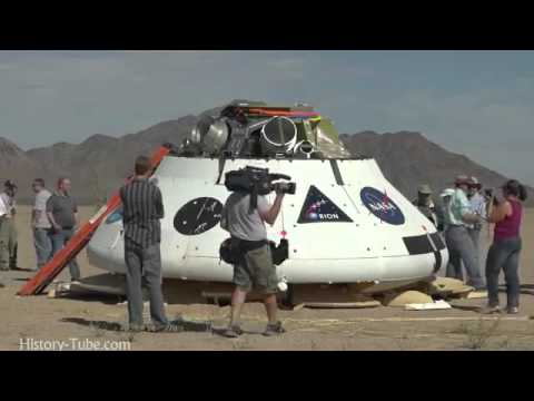 Orion Spacecraft - Project Orion Development & Testing NASA Documentary