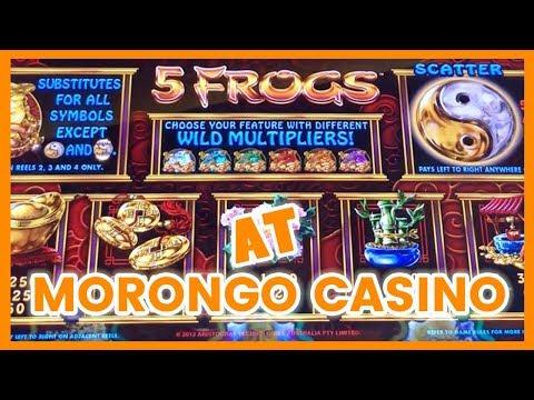 Live Play Slot Machines at  Morongo Casino in California! ✦ Slot Machine Pokies w Brian Christopher