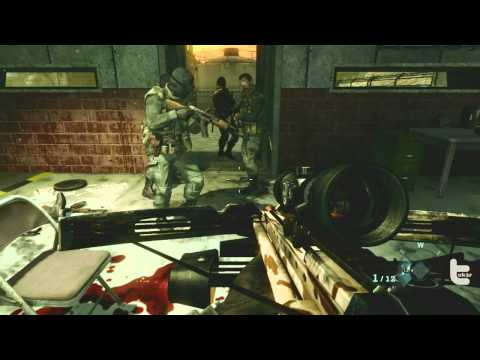 Unconventional Warfare **WALK THROUGH** achievement / trophy cod black ops