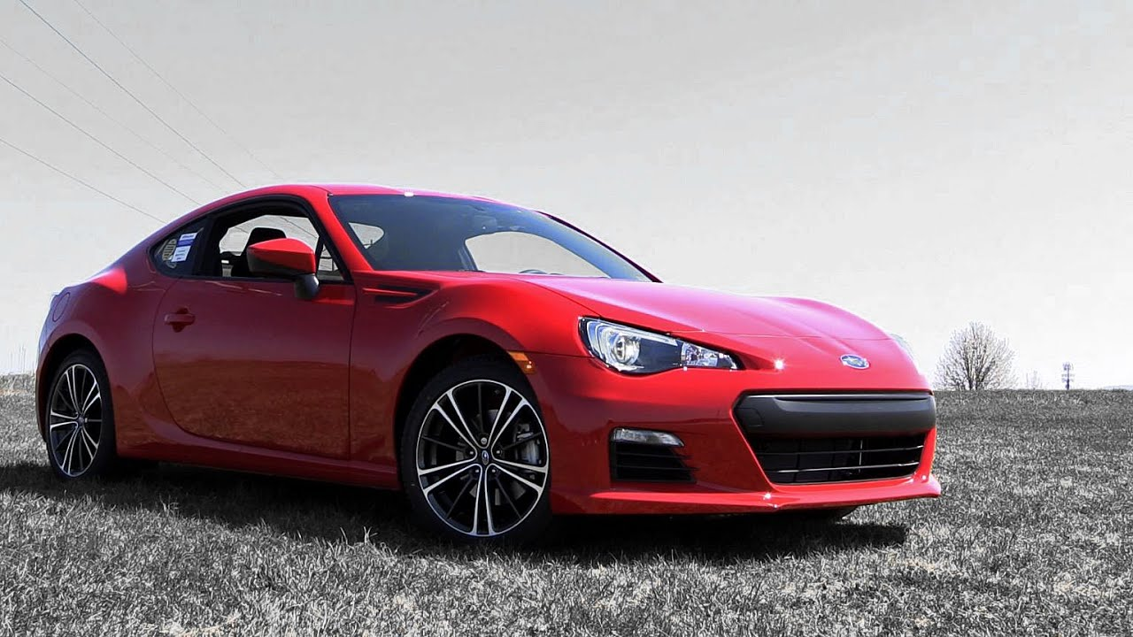 2016 Subaru BRZ: Review - YouTube