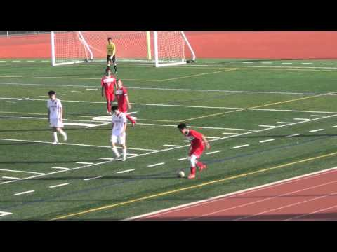 Cupertino Boys Soccer vs Saratoga 2016 Part 2