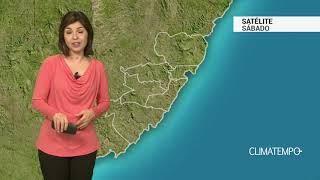 Previsão Grande Vitória – Céu nublado e chuva