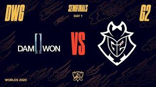 Game TV Schweiz - DWG vs G2 | Semifinal Game 2 | World Championship | DAMWON Gaming vs. G2 Esports (2020)