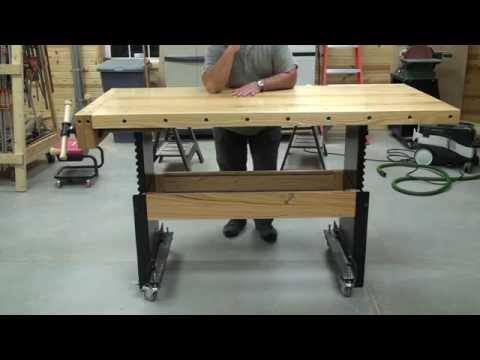 Adjust A Bench 151003