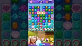 Candy Crush FRIENDS Saga level 379 no boosters