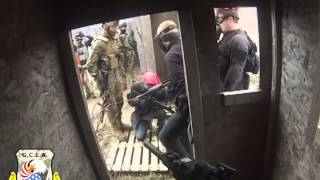 Mercer Airsoft Center March 21st, 2015 Down pilot