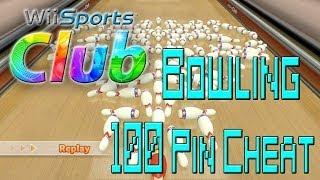 Wii Sports Club: Bowling (100 Pin Cheat) *Wii U*
