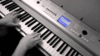 [HQ] Terminator Theme (Piano cover)